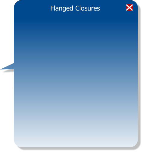 Flanged Closures